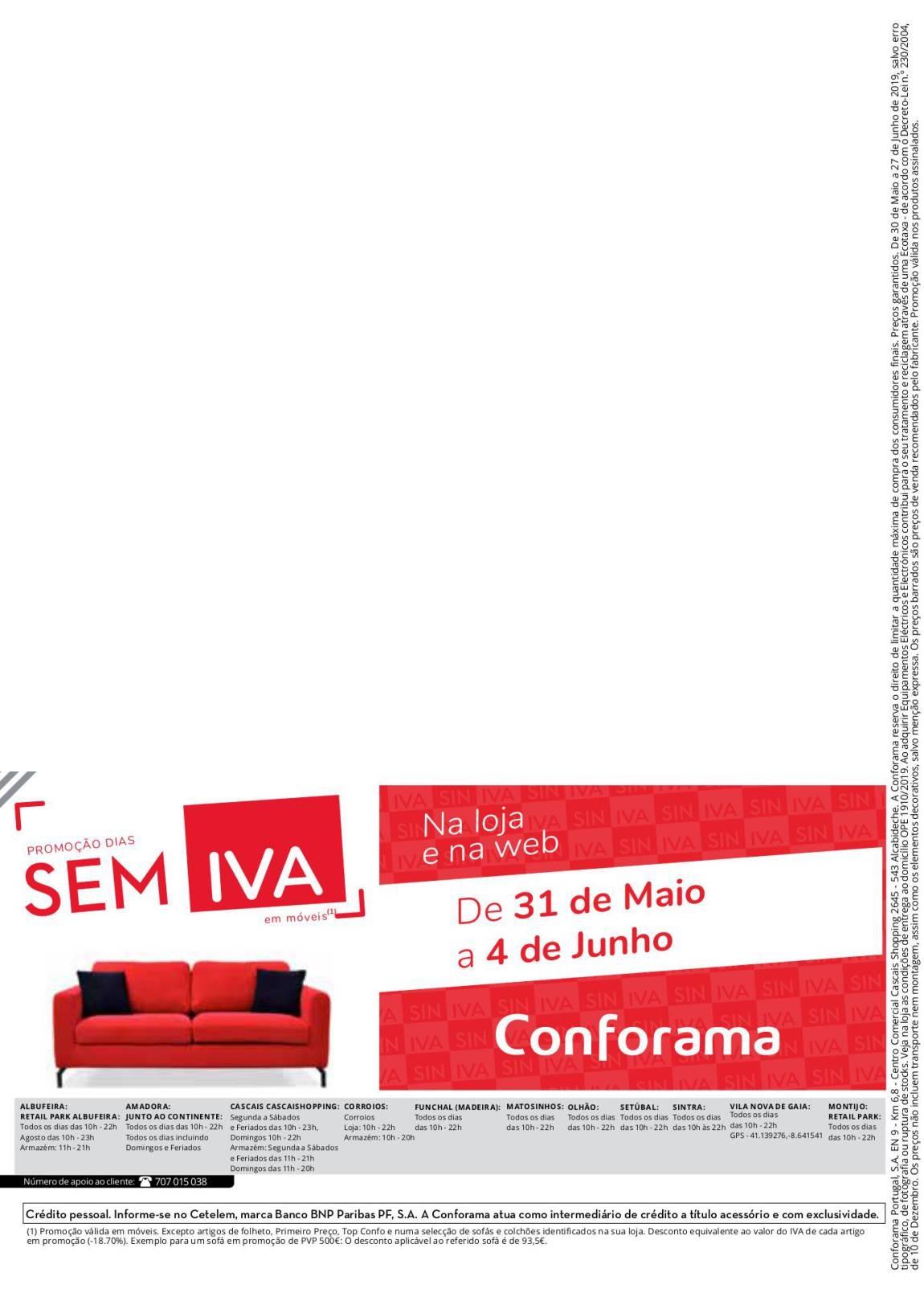conforama folheto 32