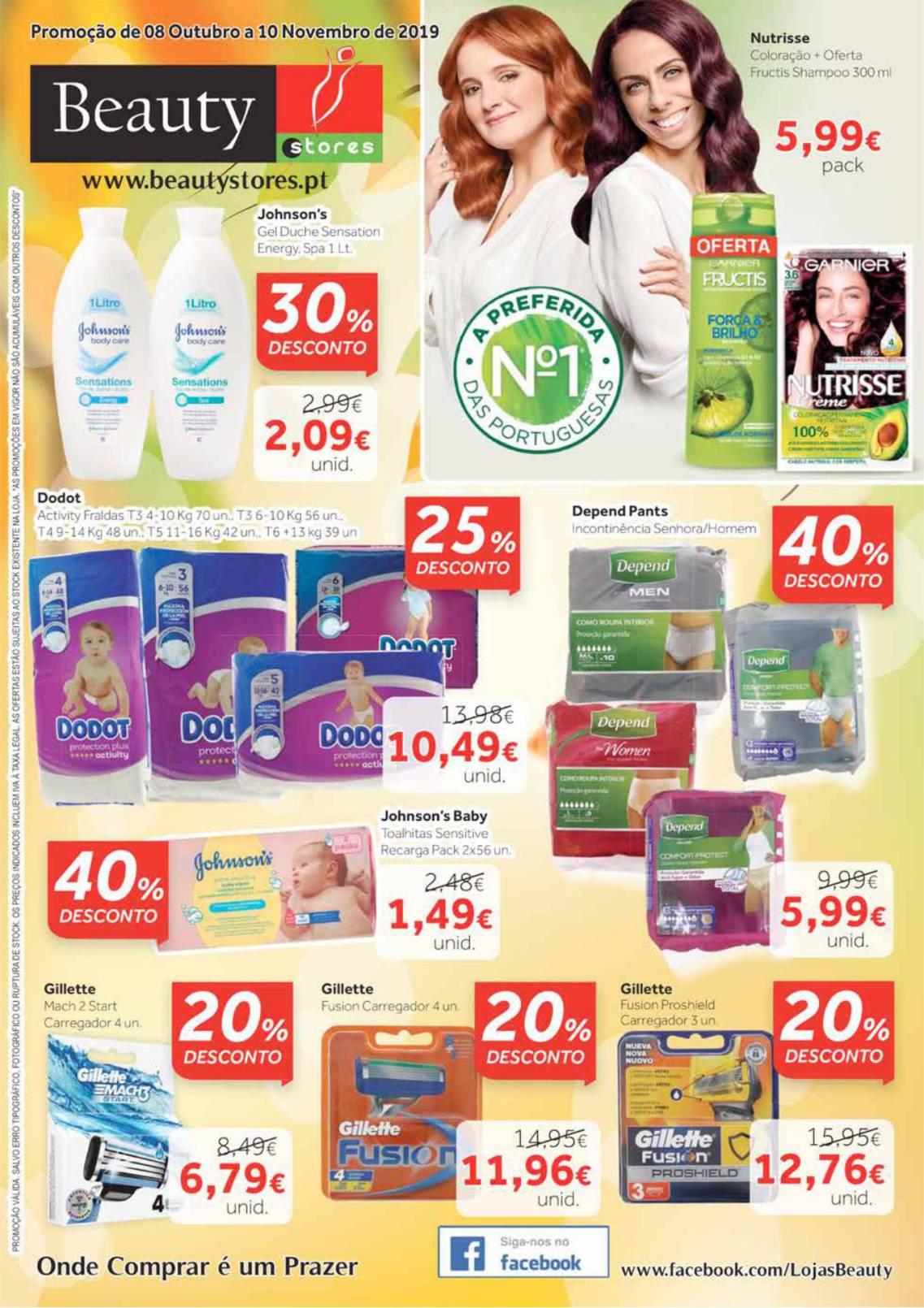 beauty stores folhetos 1