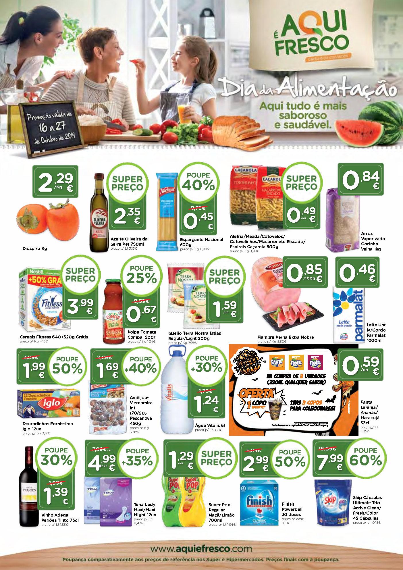 folheto dia da alimentacao Page1