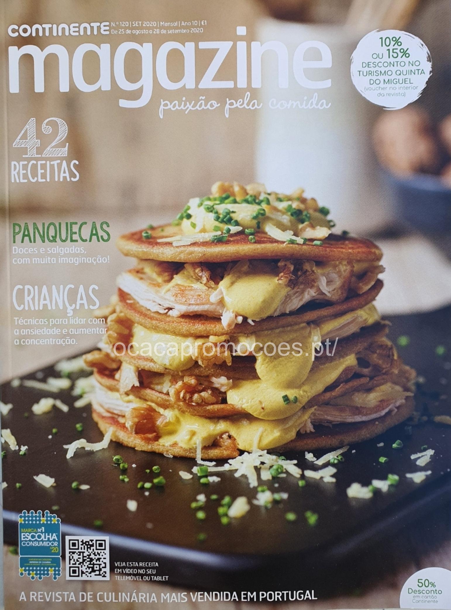 magazine continente 1