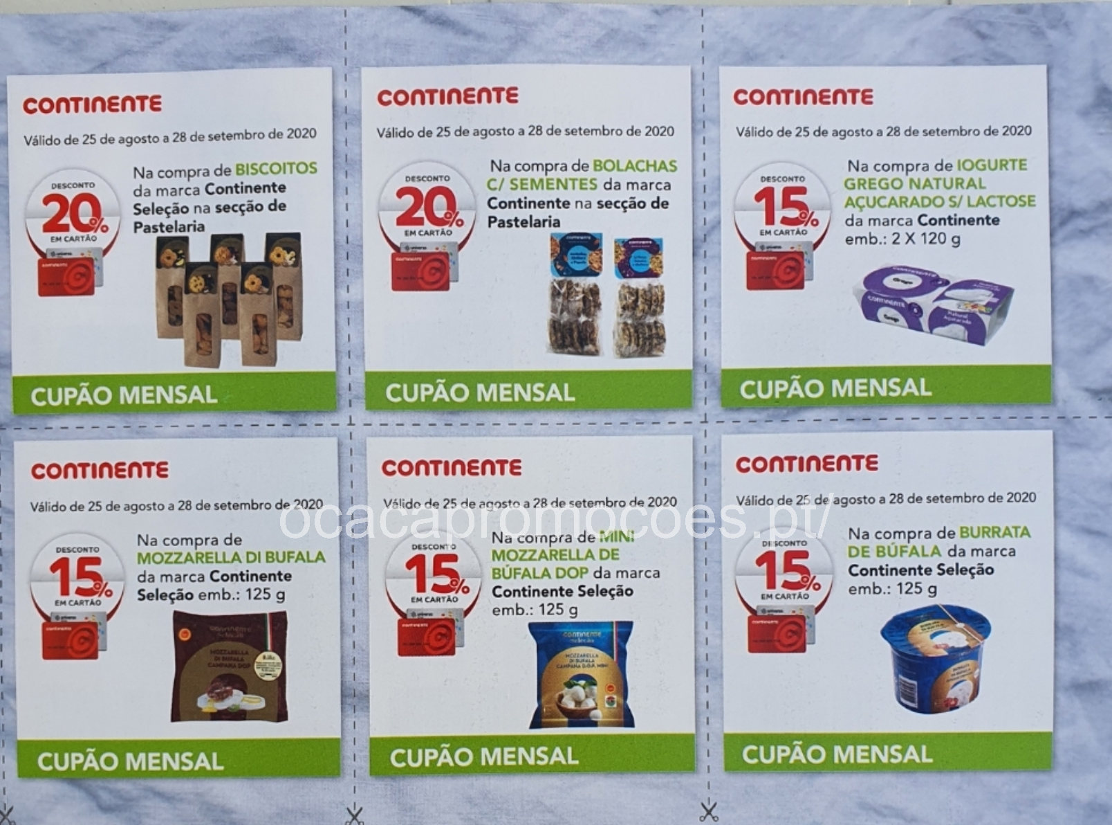 magazine continente 2
