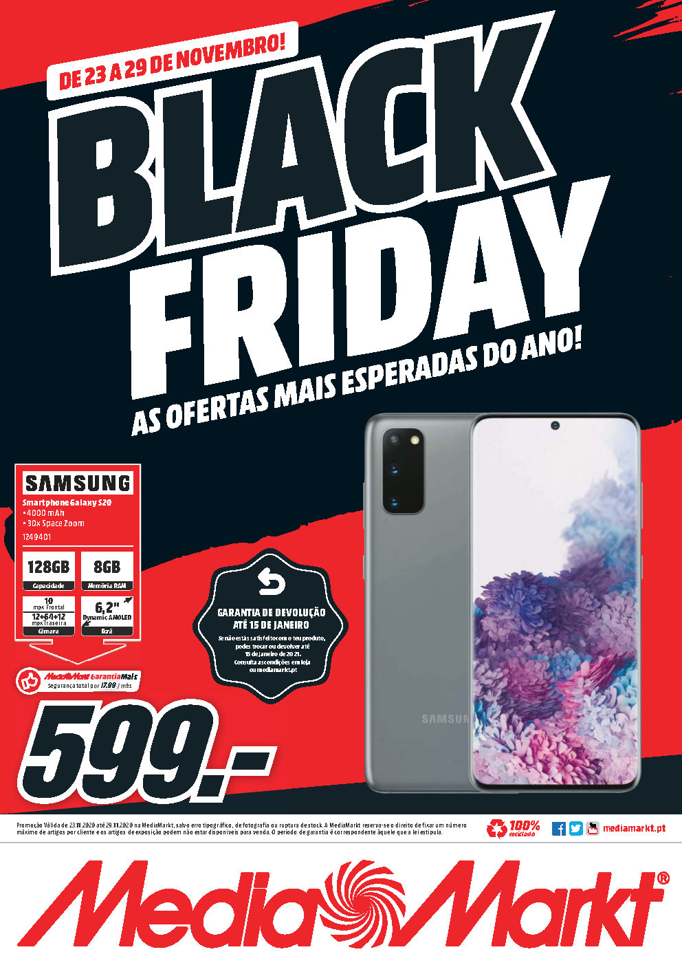 black friday media markt folheto Page1
