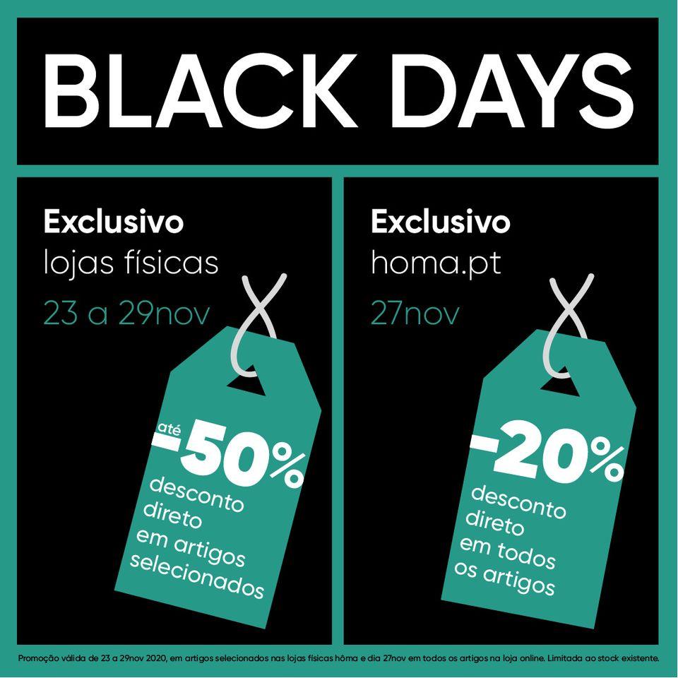 homa black friday