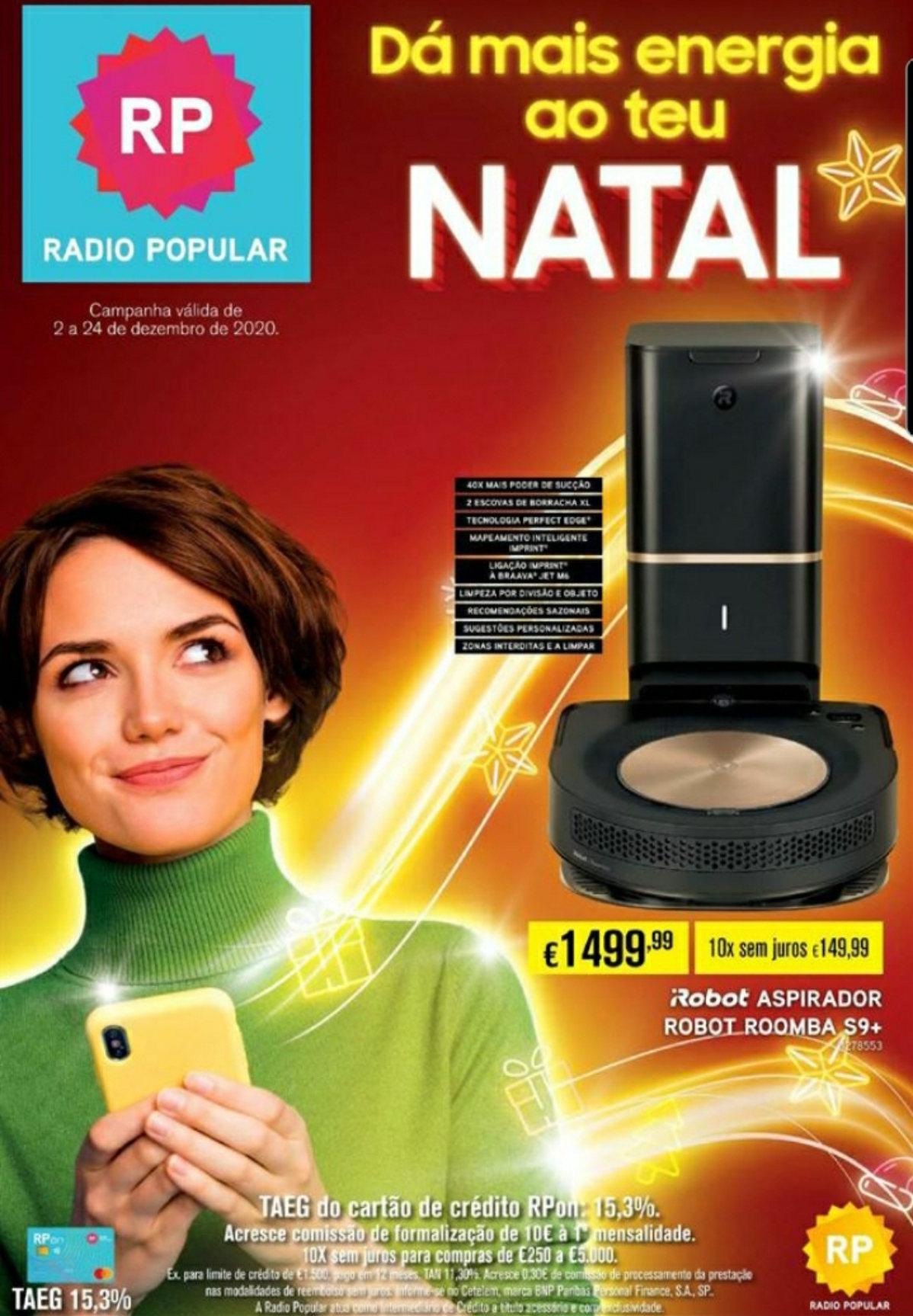 radio popular natal folheto Page1