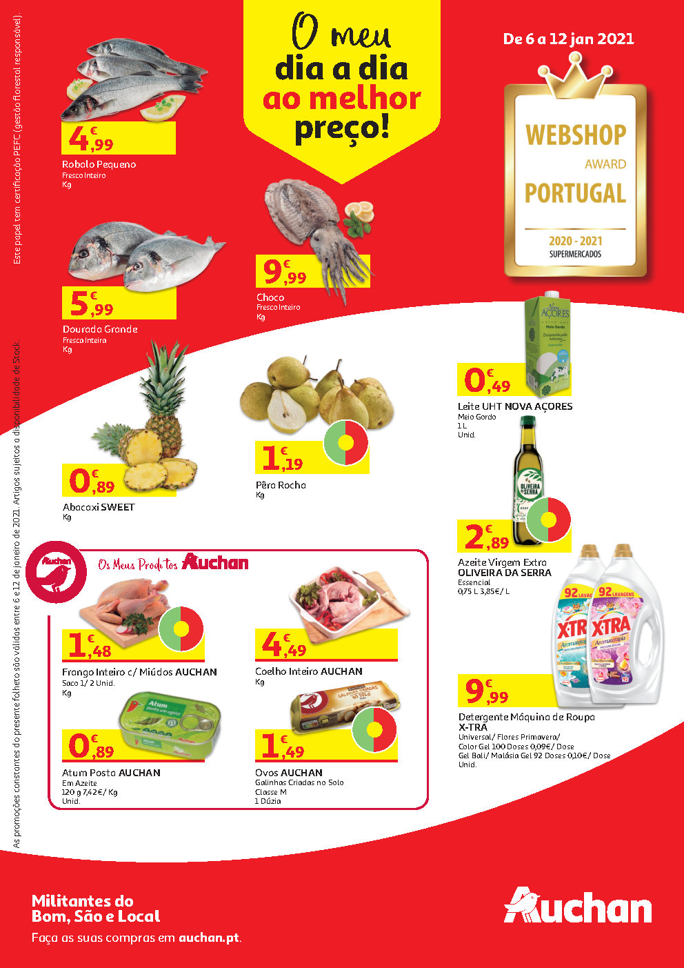 auchan folheto Page1