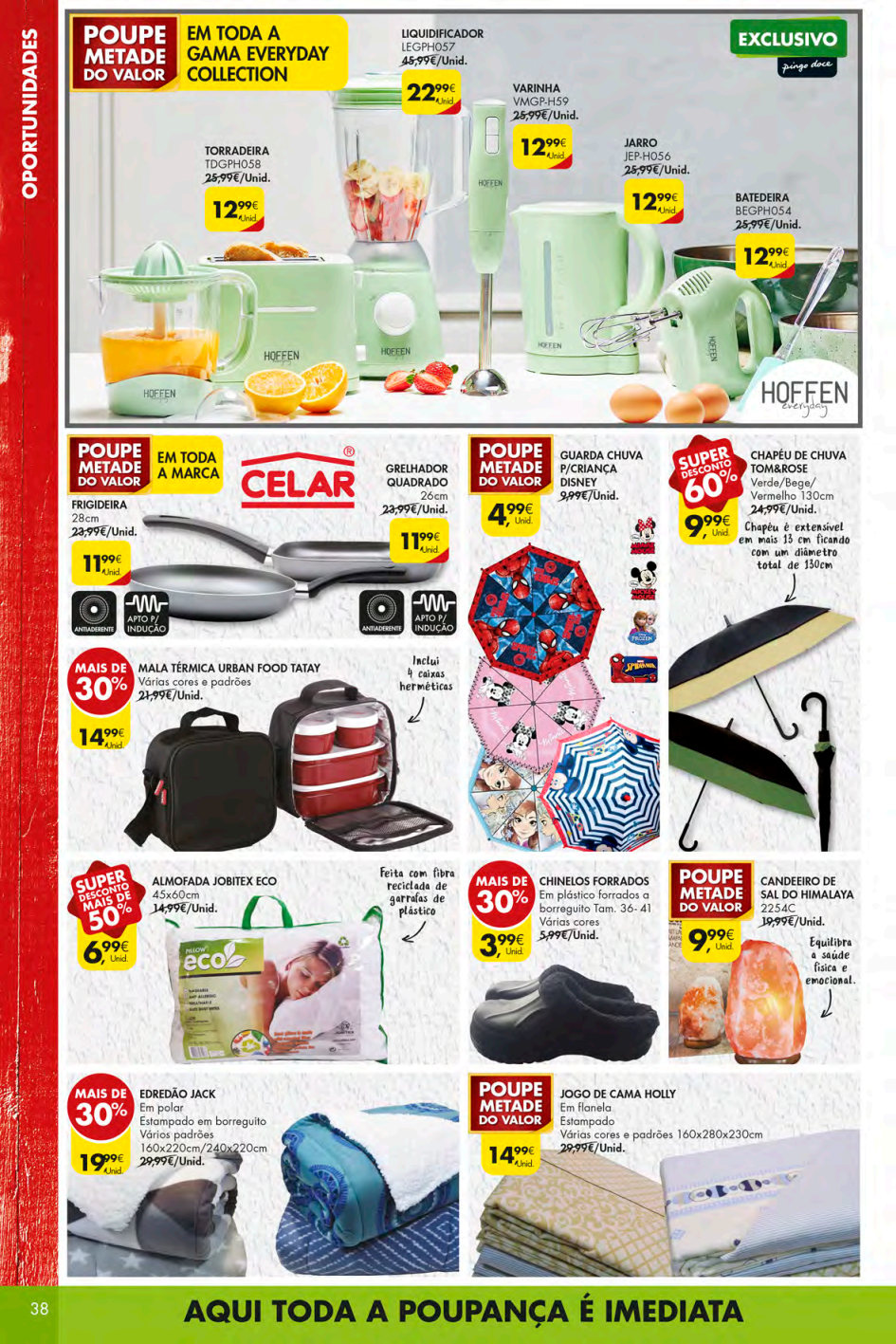 folheto pingo doce 5 11 janeiro Page38