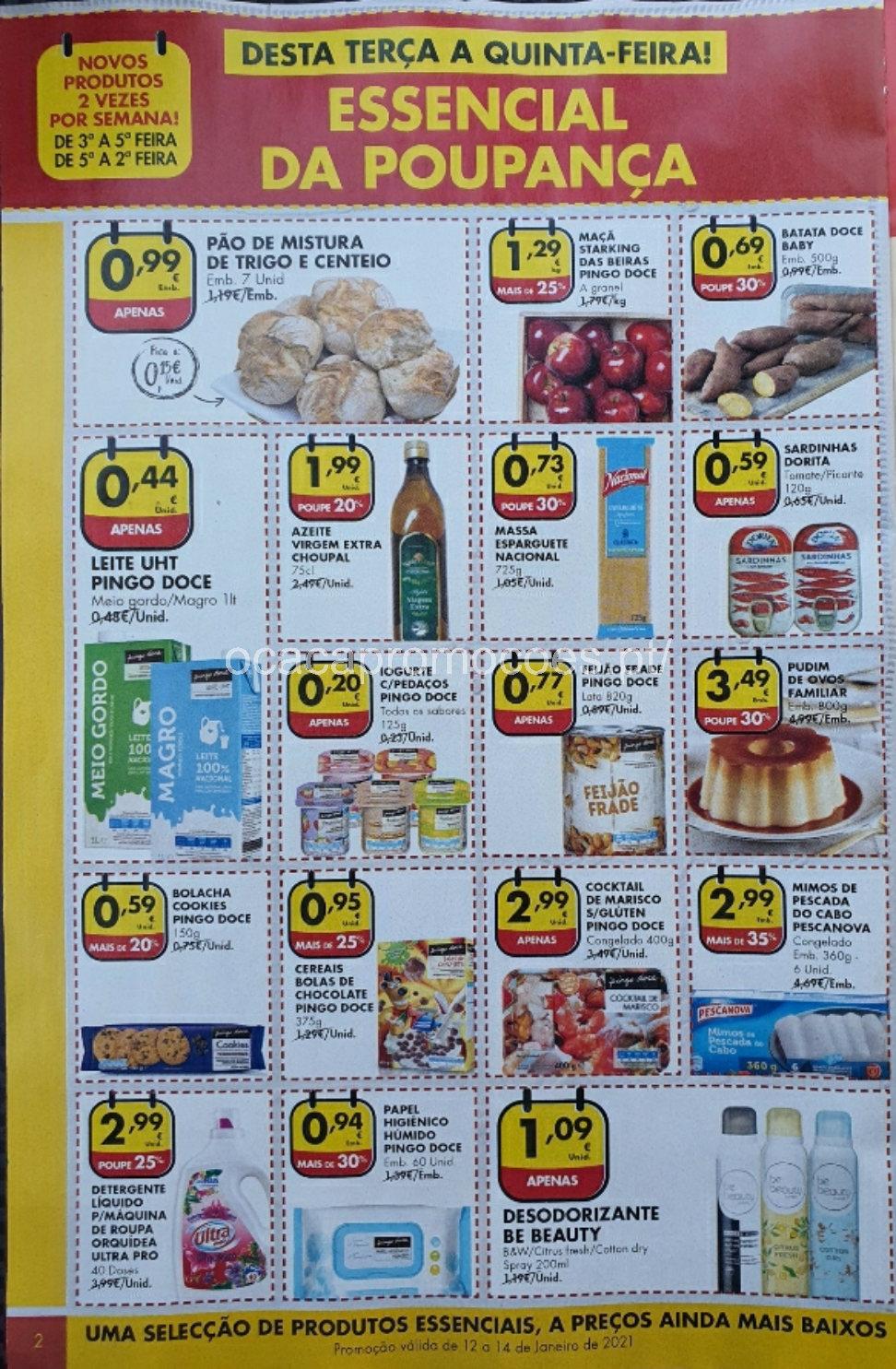 folheto pingo doce promocoes 12 18 janeiro Page2
