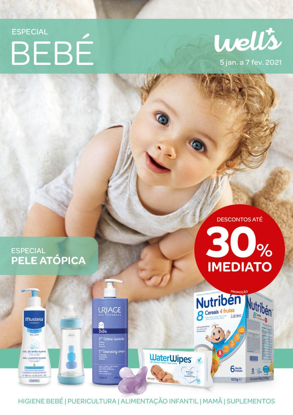 folheto wells bebe Page1