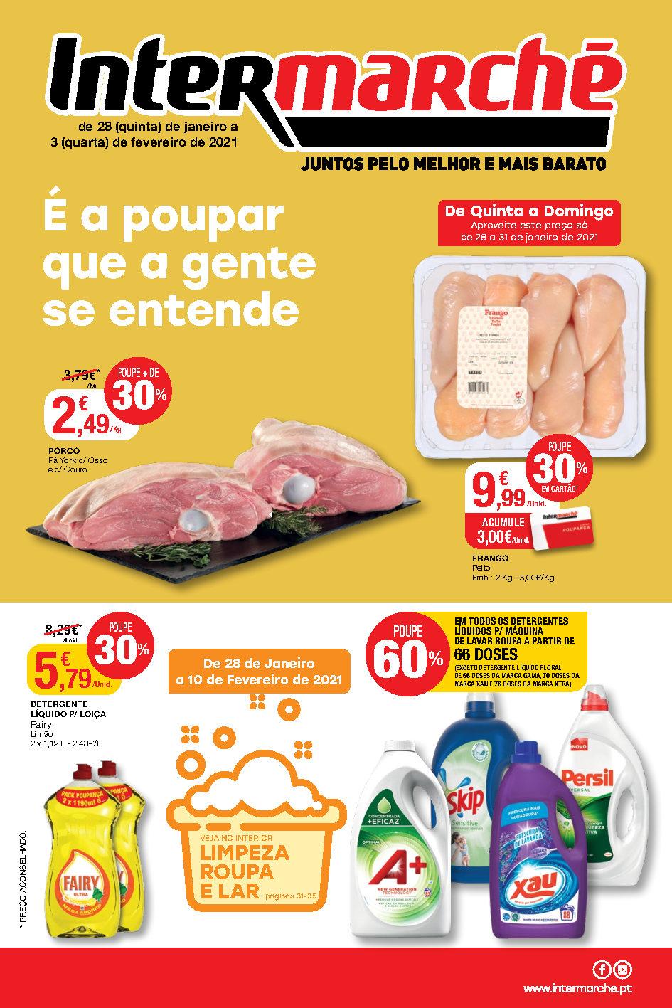 intermarche folhetos Page1