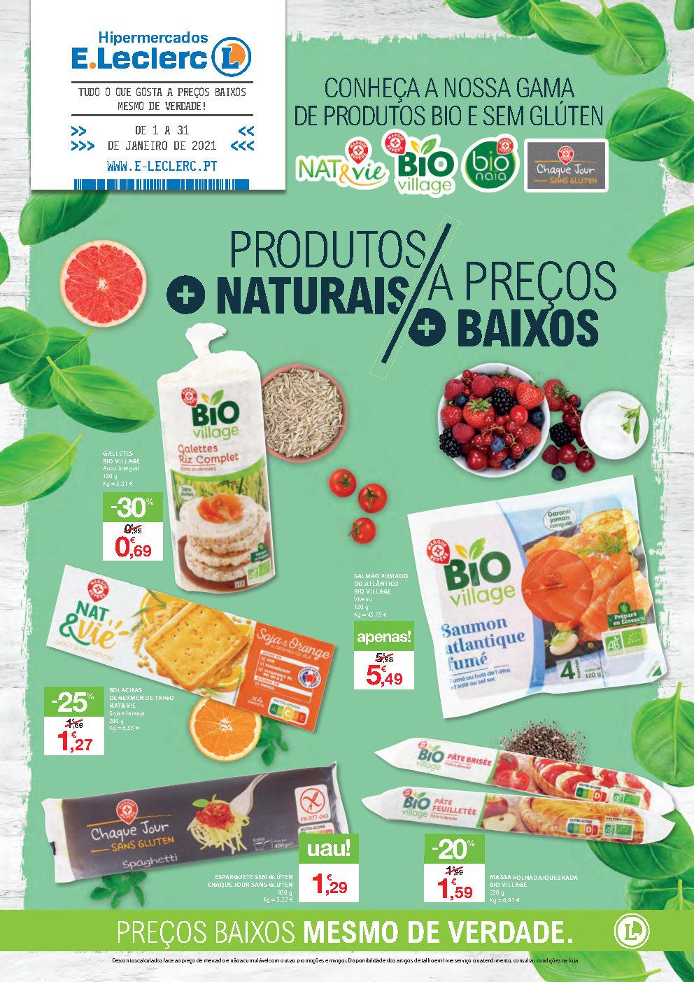 leclerc bio folheto Page1