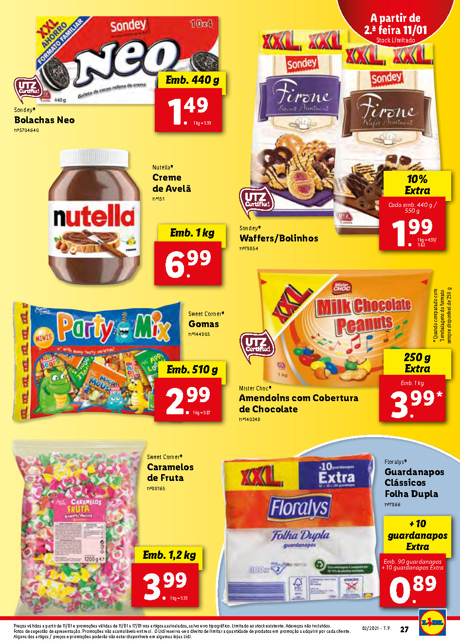 oportunidades lidl Page47
