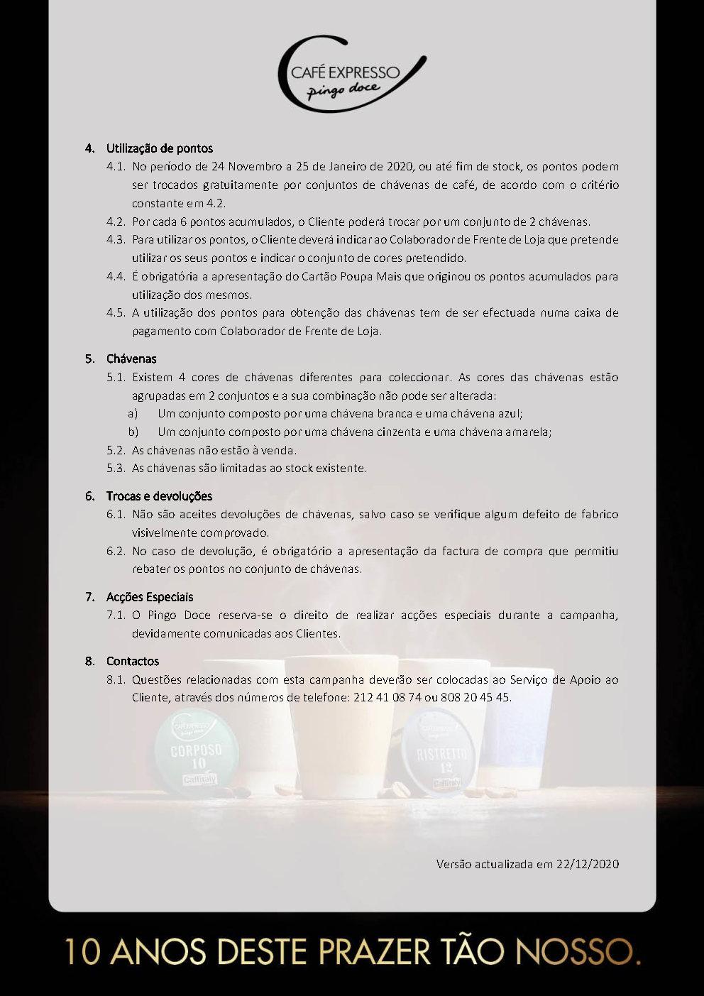 pingo doce gratis chavenas Page2