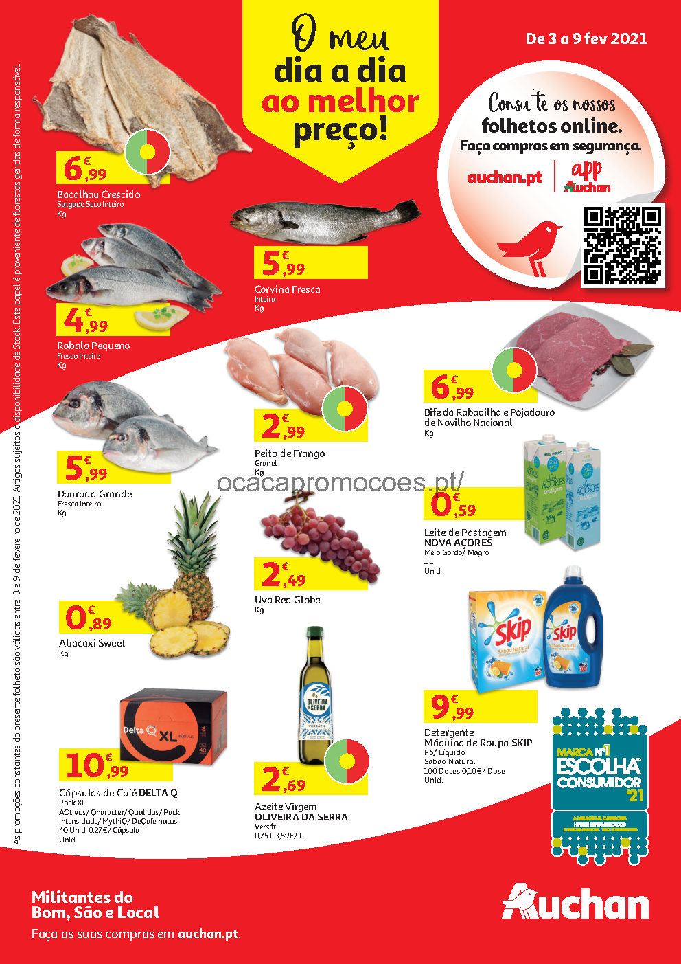 auchan folheto semanal Page1