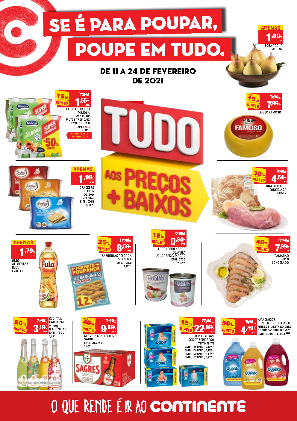 continente folheto promocoes acores Page1