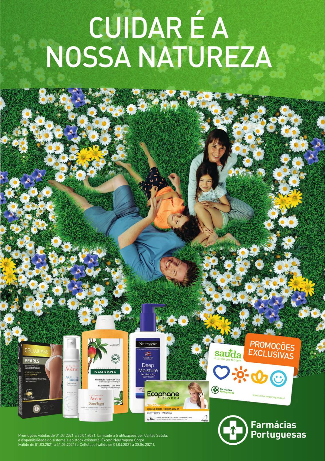 folheto farmacias portuguesas 1 marco vales desconto 1