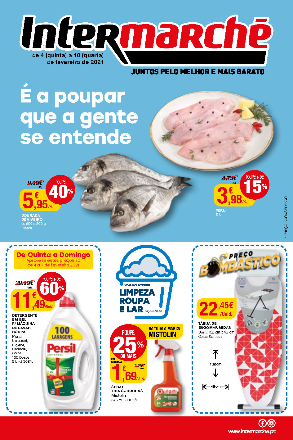 folheto intermarche Page1