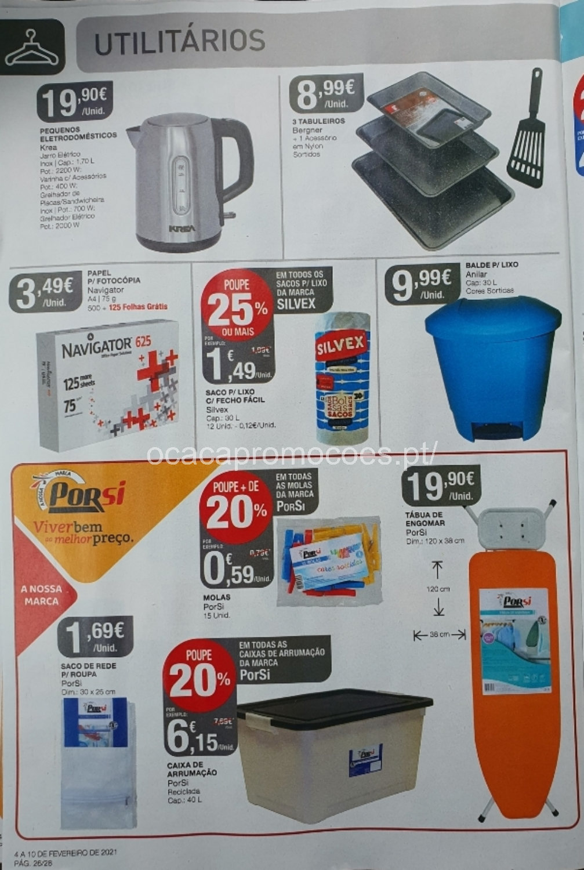 folheto intermarche promocoes Page26