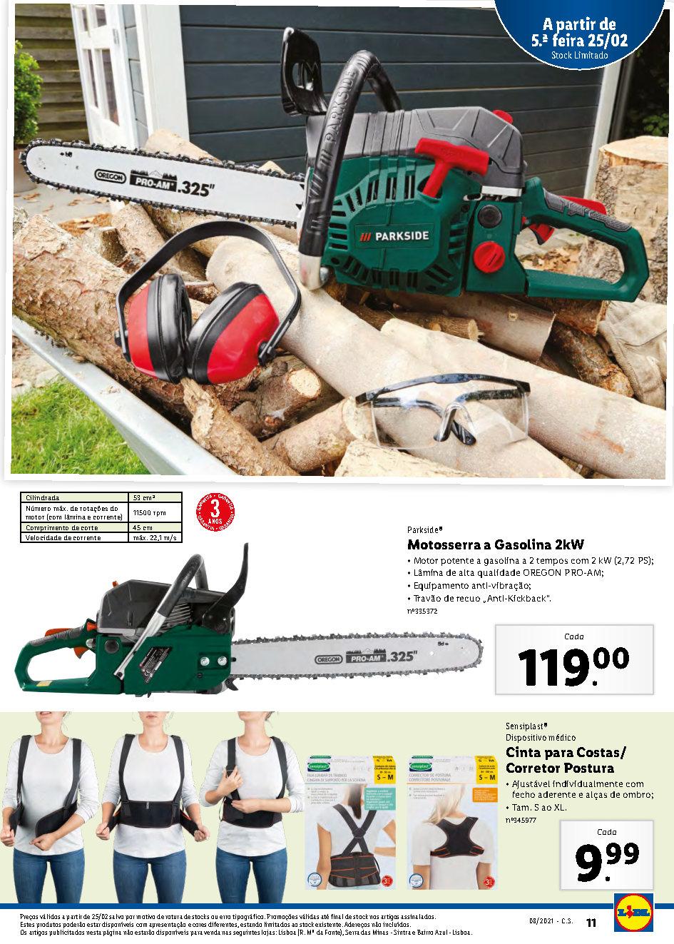 folheto lidl 22 fevereiro Page11