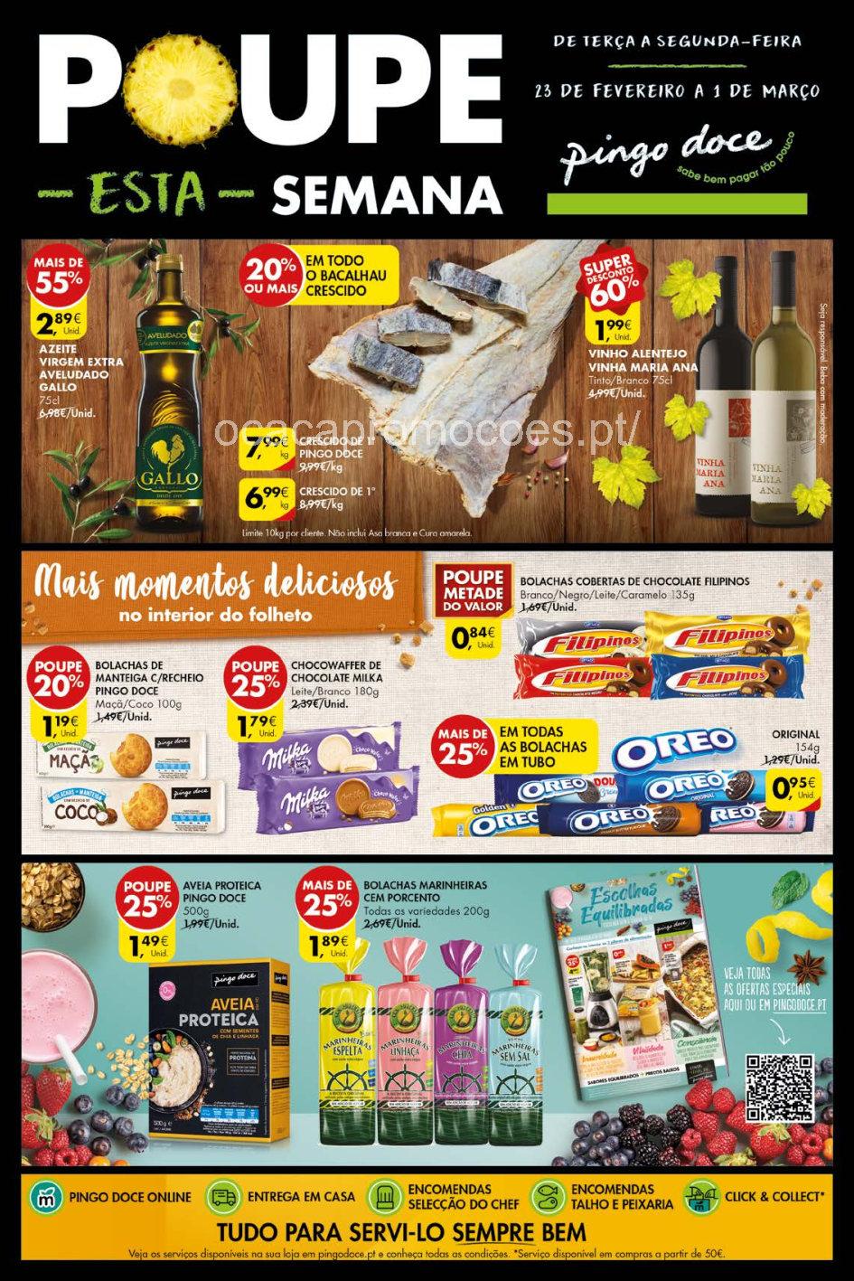 folheto pingo doce 23 fevereiro 1 marco Page48