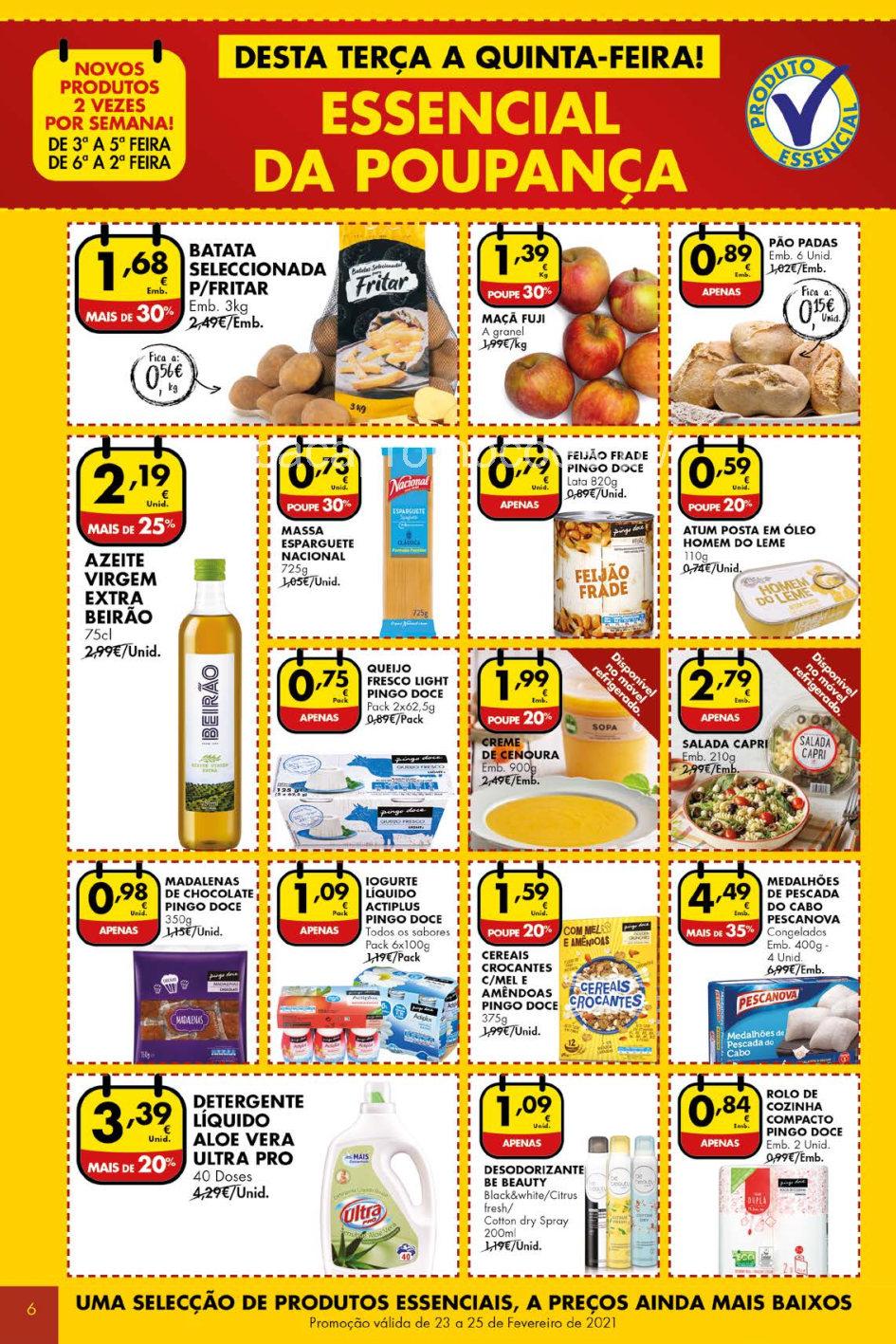 folheto pingo doce 23 fevereiro 1 marco Page6