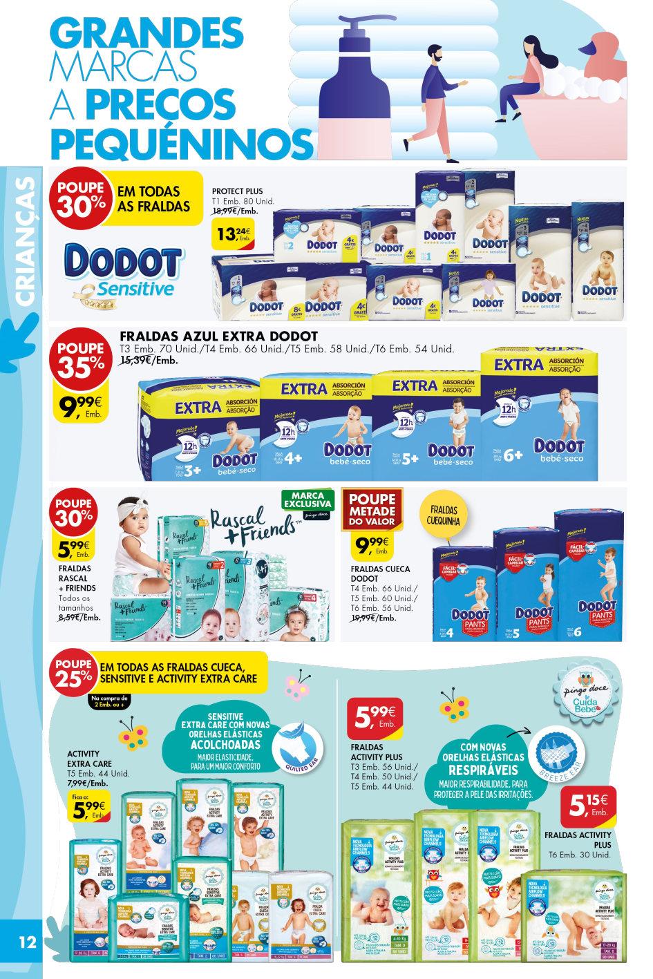 folheto pingo doce cuidados si lar 23 fevereiro Page12