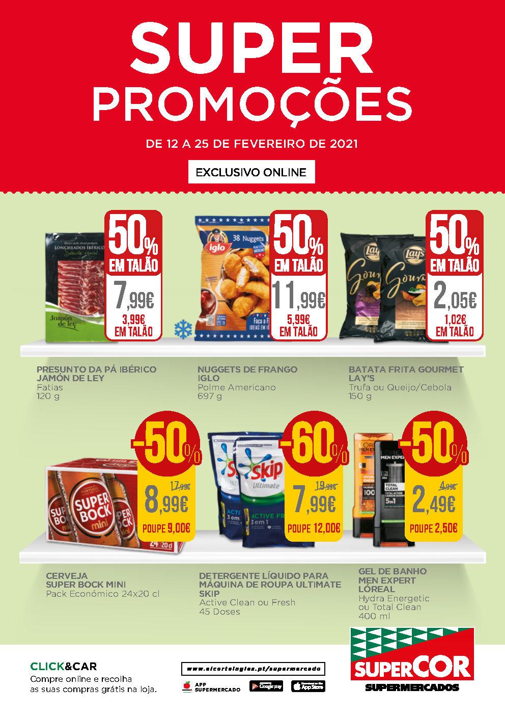 folheto super promocoes Page1