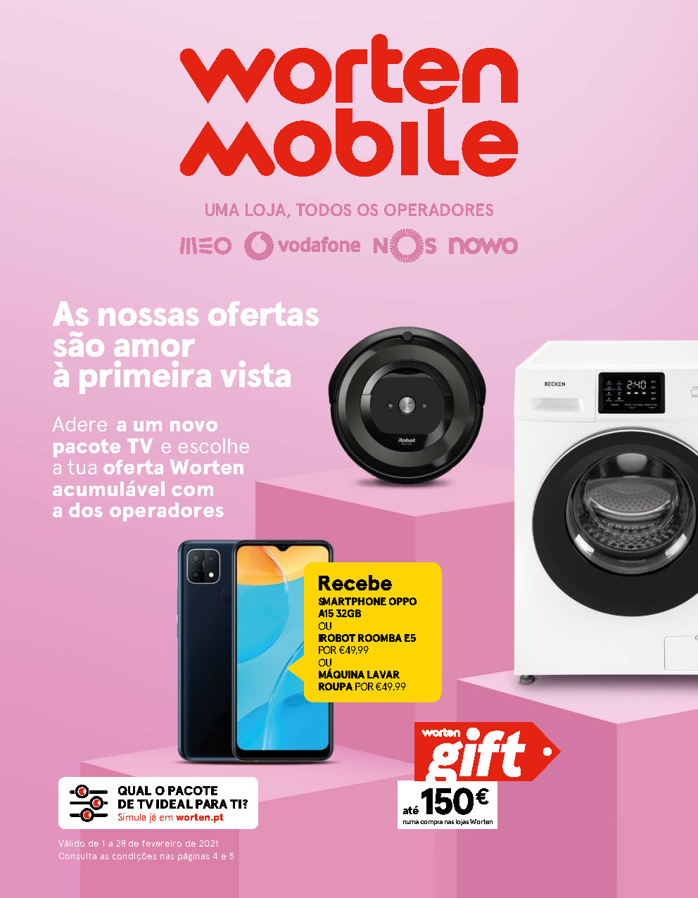 folheto worten mobile Page1
