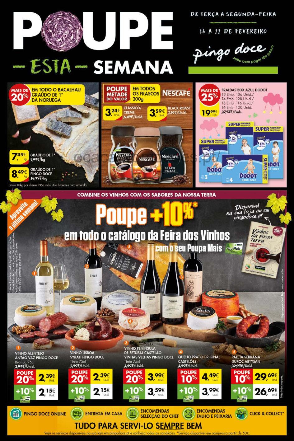 pingo doce folheto lojas grandes 16 22 fevereiro Page48