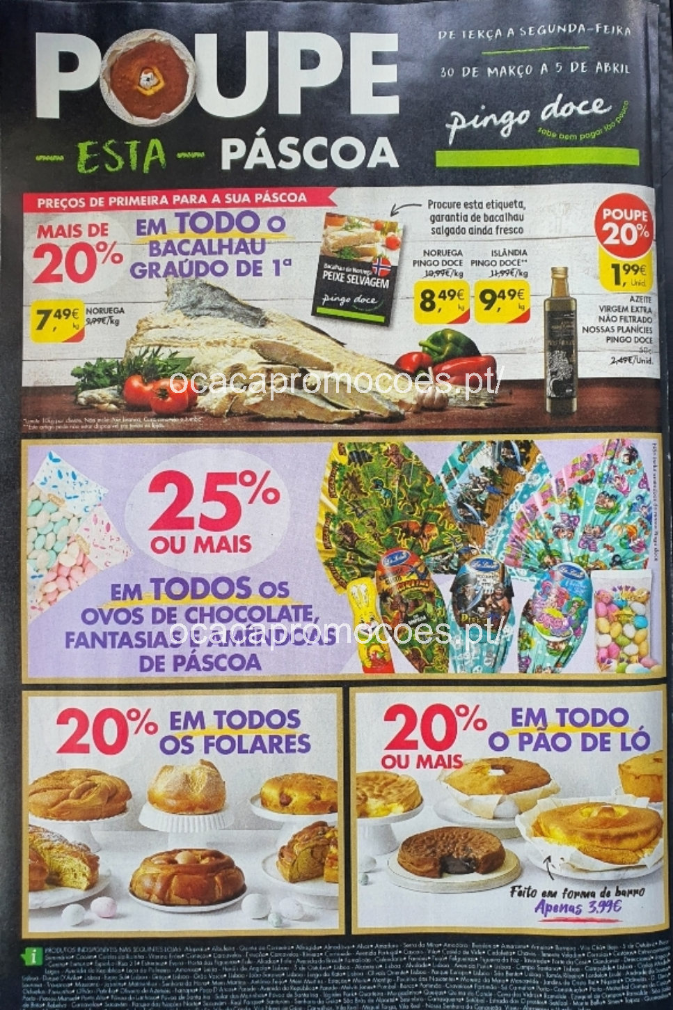 antevisao folheto pingo doce 30 marco 5 abril promocoes Page48