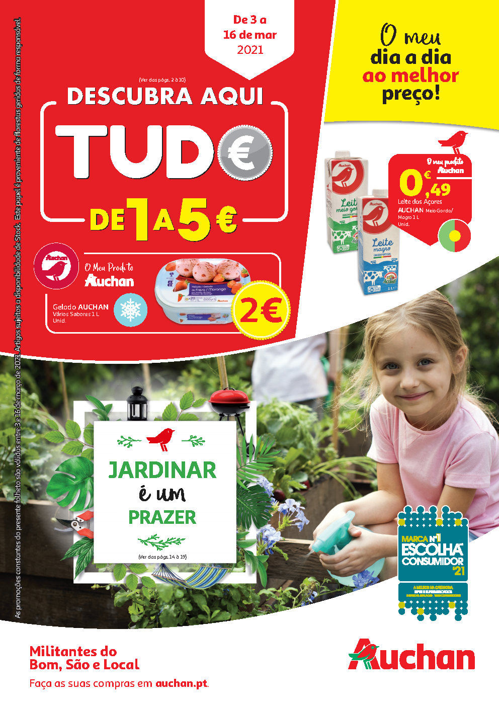 folheto auchan antevisao promocoes 2 marco Page1