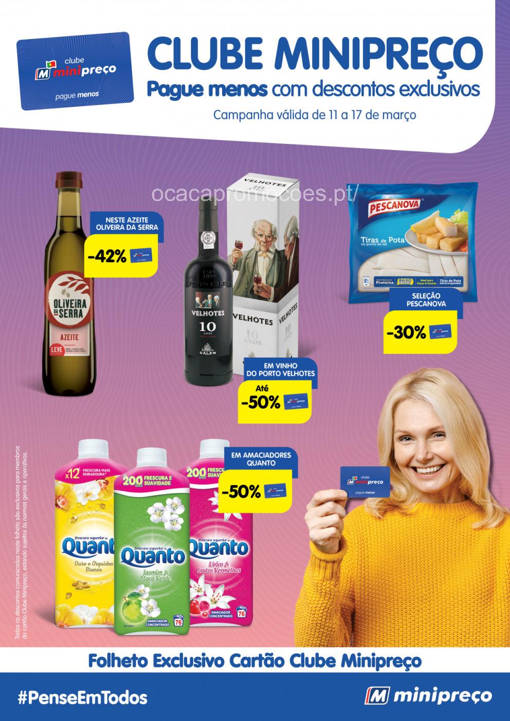 folheto clube minipreco 11 marco Page1