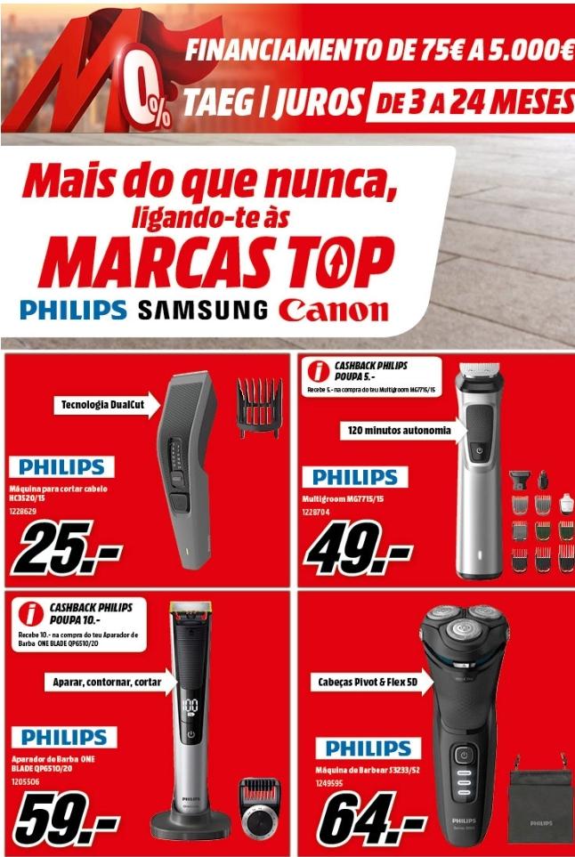 folheto media markt 15 marco 1