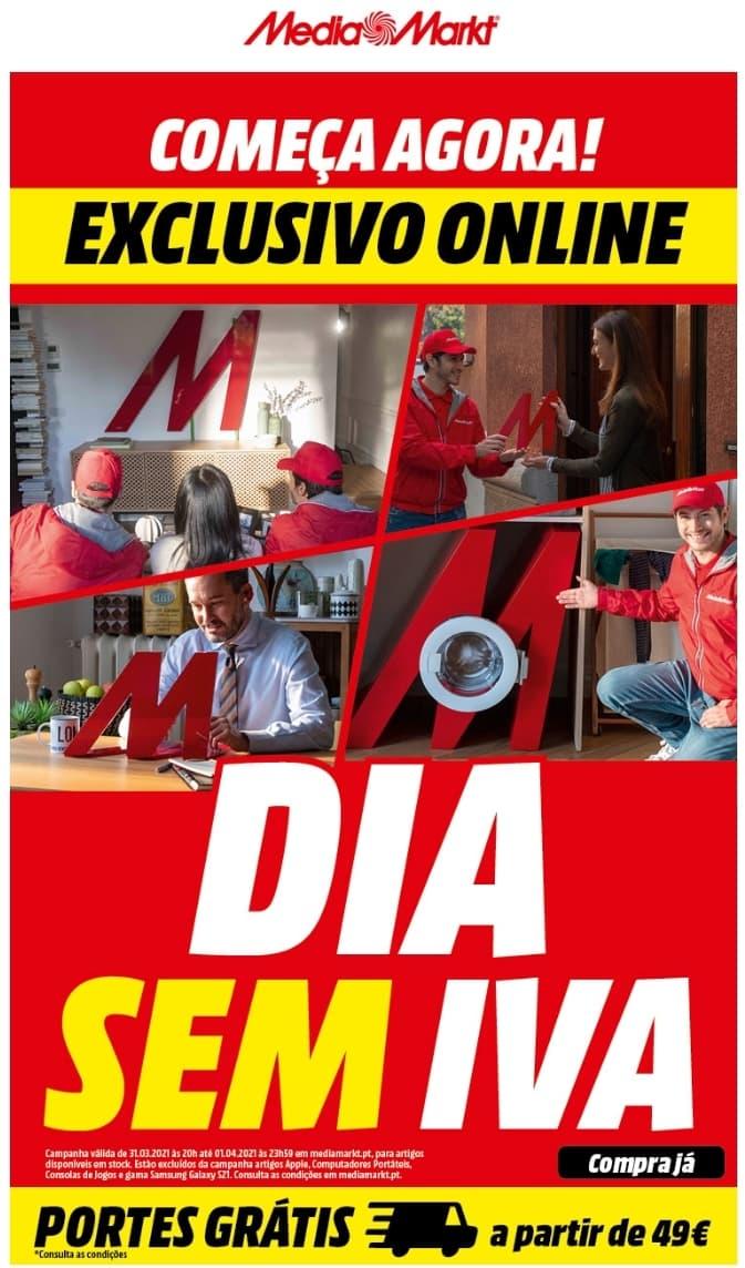 media markt dia sem iva