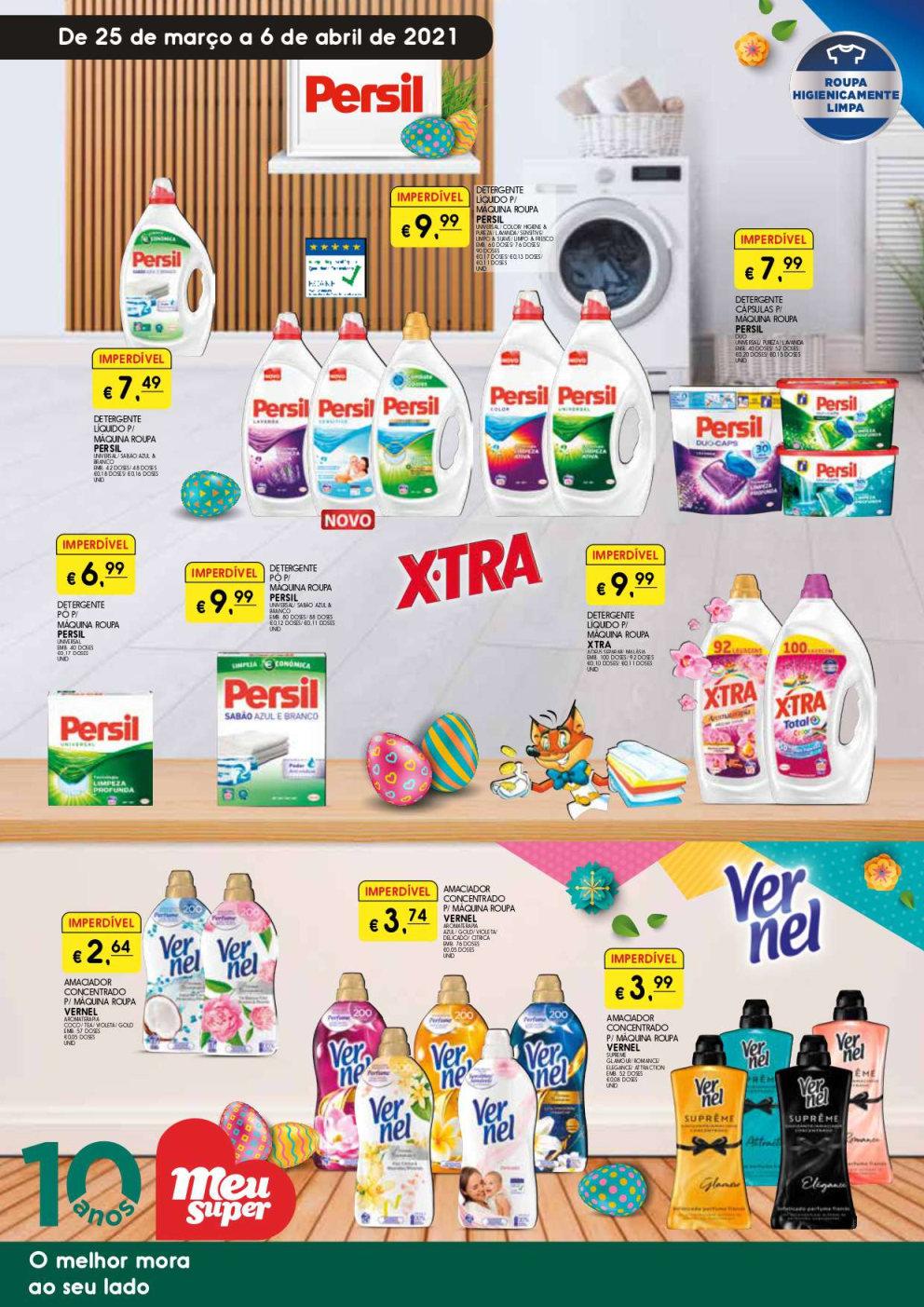 meu super folheto limpeza Page1