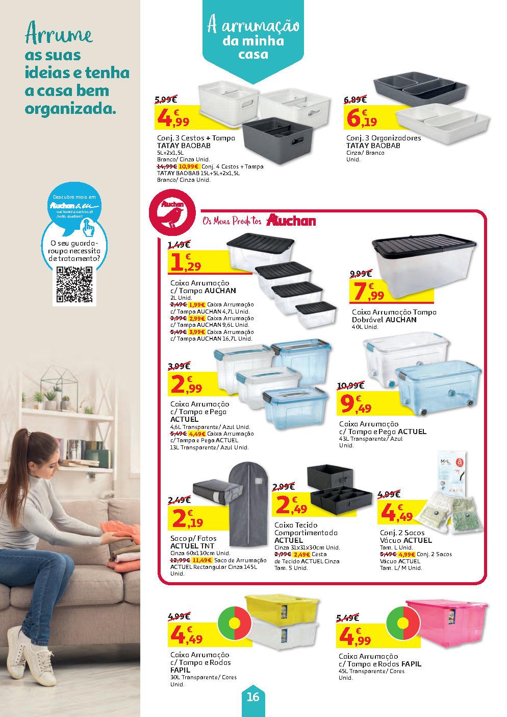 auchan folheto auchan promocoes 5 abril Page1 16