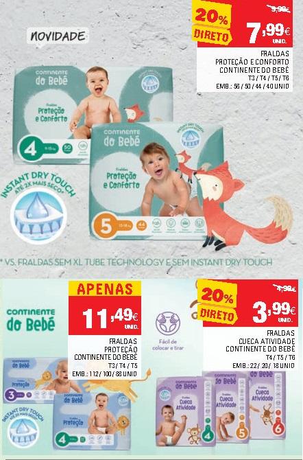 folheto continente 13 19 abril promocoes Page23