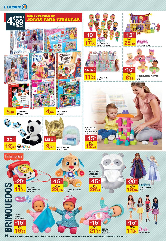 folheto e leclerc promocoes 22 28 abril Page36