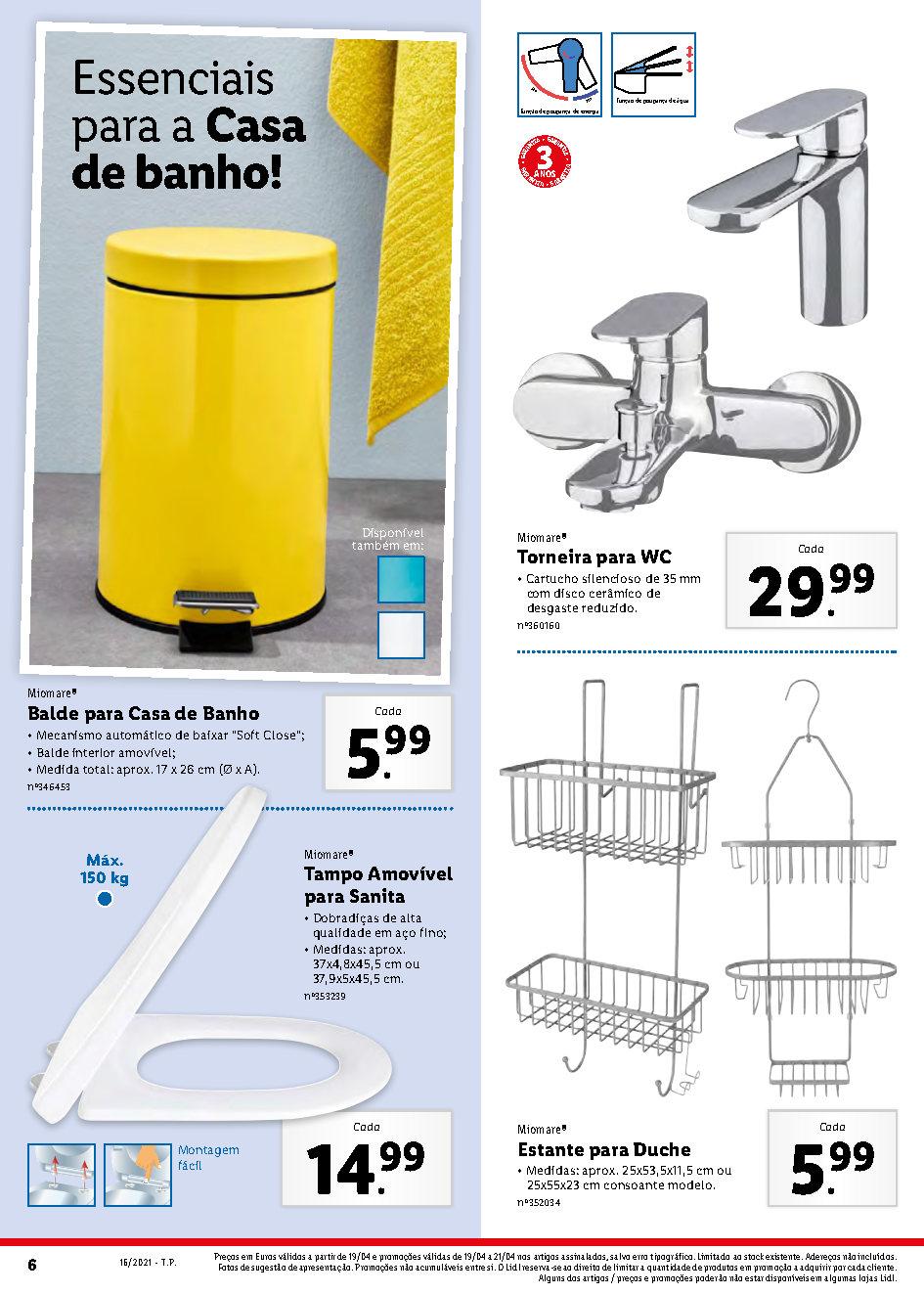 folheto lidl 19 abril Page70