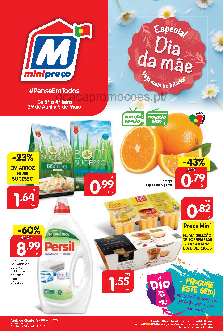 folheto minipreco 29 abril promocoes Page1