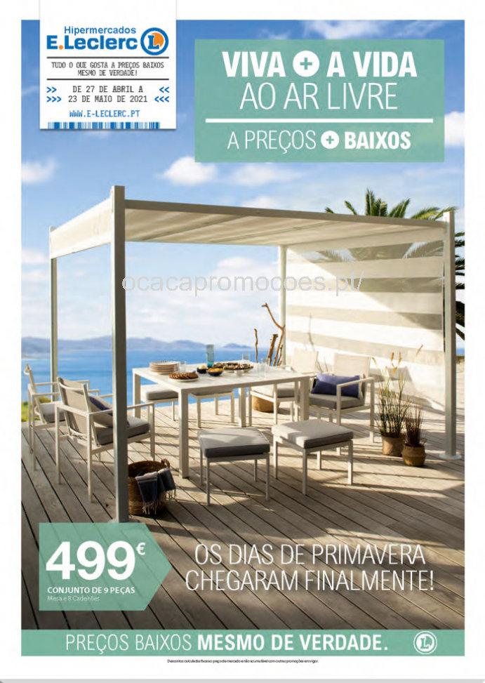folheto promocoes leclerc bazar 27 abril antevisao Page1