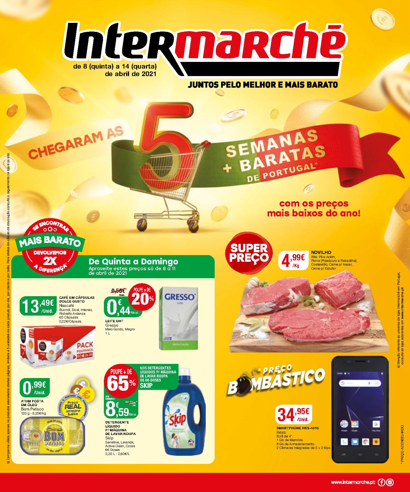 intermarche folheto 8 14 abril promocoes Page1 1