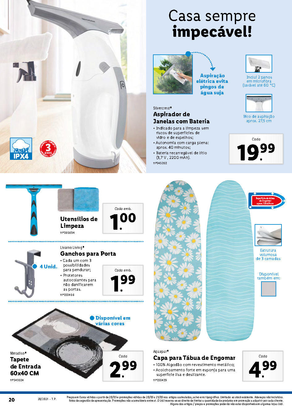 especial folheto lidl bazar 17 maio promocoes Page20 1
