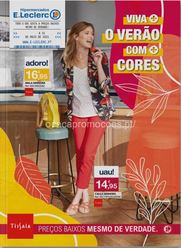 folheto e leclerc bazar moda Page1