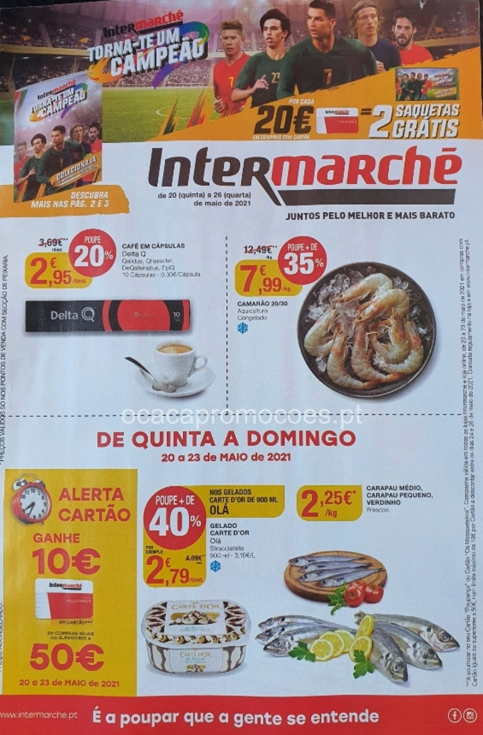 folheto intermarche promocoes 20 26 maio Page1