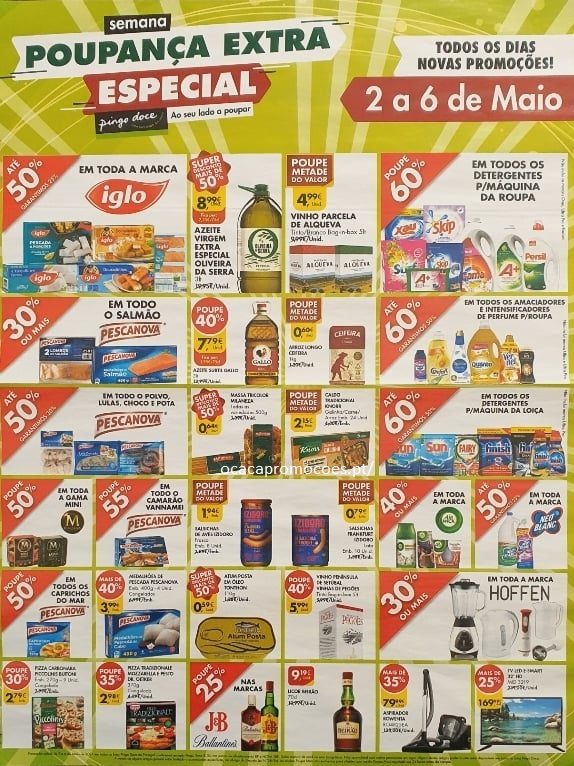 folheto pingo doce promocoes 2 6 maio 1
