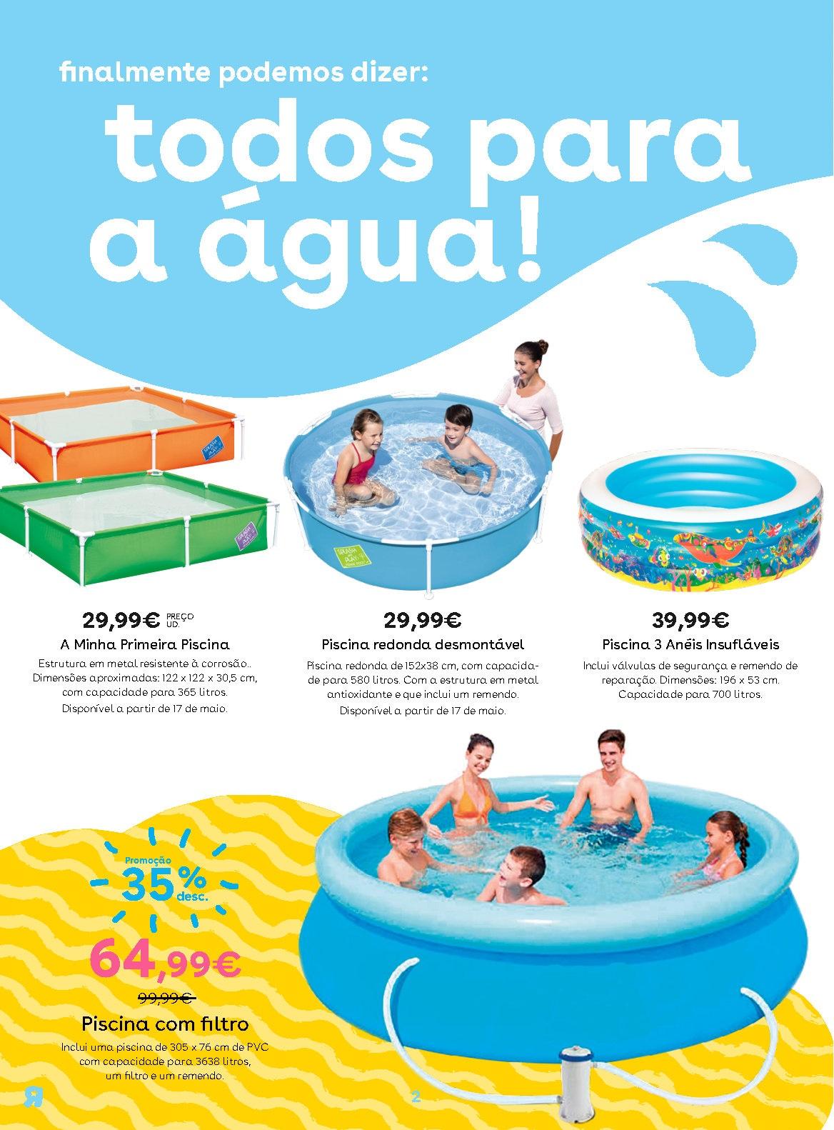 folheto toyrus piscinas promocoes 2