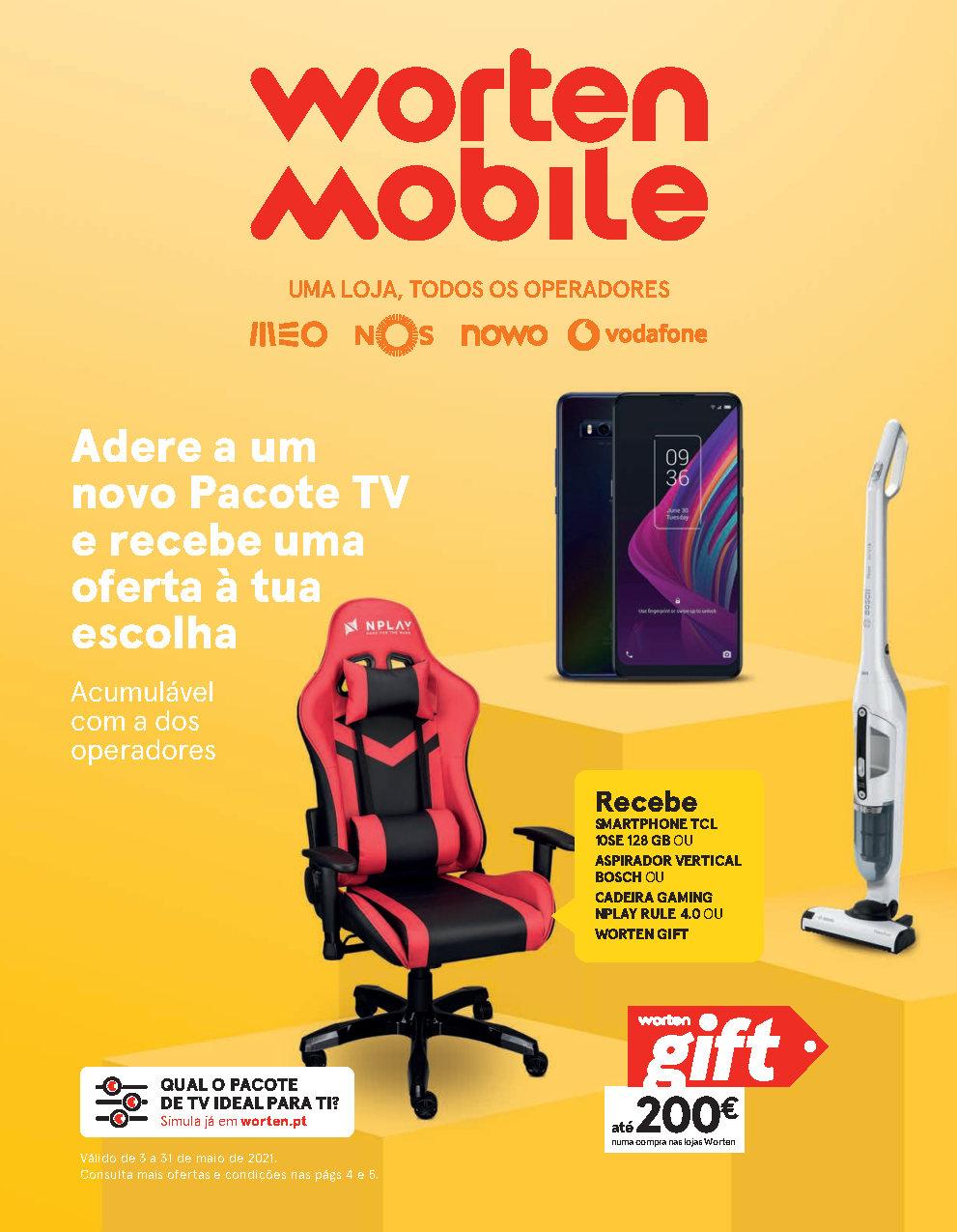 folheto worten mobile promocoes 3 maio Page1