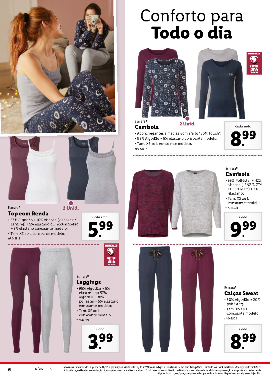 novas promocoes lidl antevisao folheto 10 maio bazar Page1 6