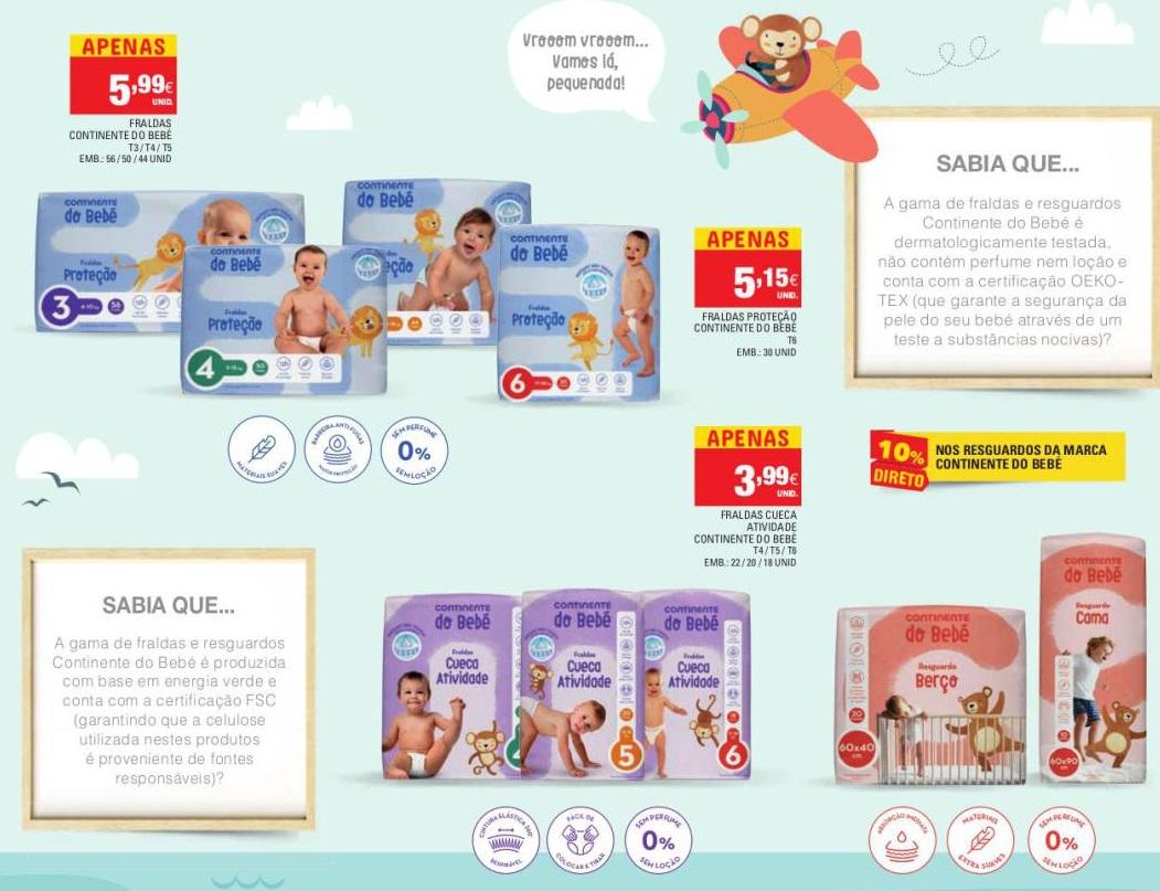 folheto continete feira do bebe promocoes 1 junho 10