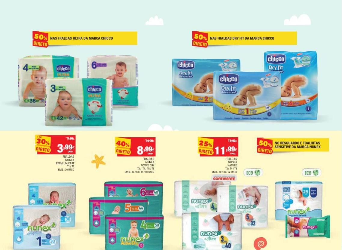 folheto continete feira do bebe promocoes 1 junho 19
